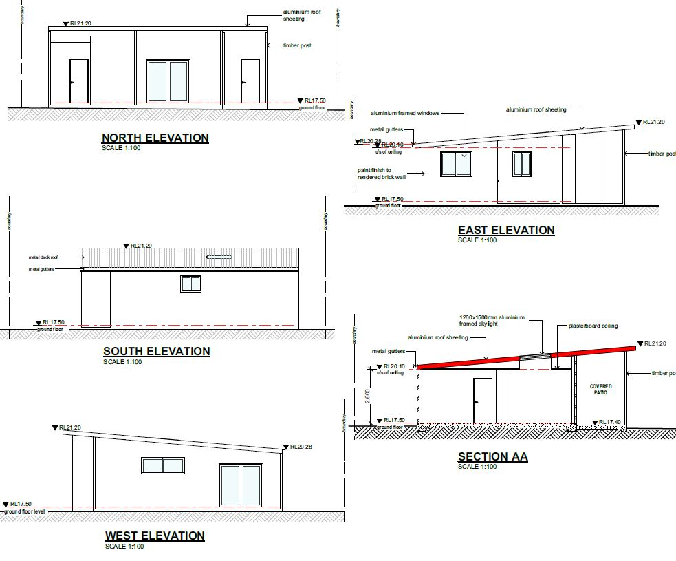 100 Granny Flat Floor Plans The Serge 2 Bedroom  : Granny flat elevations 2 1 from 45.76.23.192 size 983 x 815 jpeg 99kB
